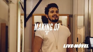 "Luan Santana | Pré-Video ""A"" (Making Of by Hering)"