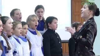 Воронеж. Архипастырский визит в гимназию