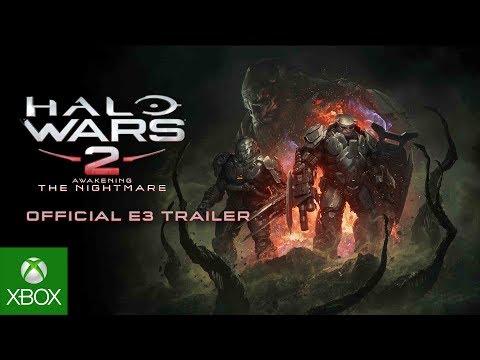 Состоялся релиз крупного дополнения «Пробуждение ужаса» для Halo Wars 2