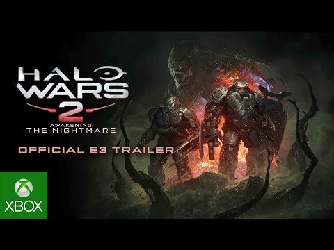 Halo Wars 2: Awakening the Nightmare - E3 2017 - 4K Trailer