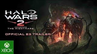Halo Wars 2: Awakening the Nightmare - E3 2017 - 4K Trailer thumbnail