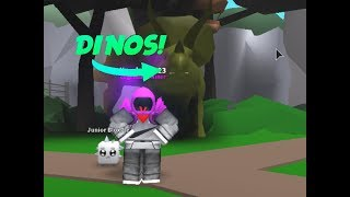 NEW DINOS! (Roblox Mining Simulator)