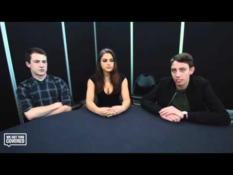Exclusive Interview: Dylan Minnette, Odeya Rush and Ryan Lee Talk Goosebumps [HD]