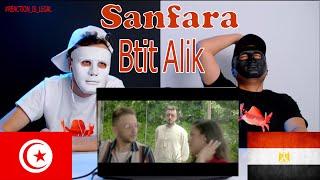 Sanfara - Btit Alik / Reaction Show 🇹🇳