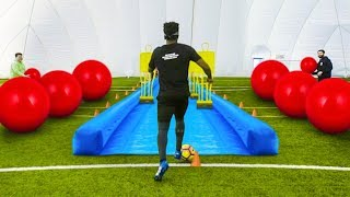 SIDEMEN TOTAL WIPEOUT FOOTBALL CHALLENGE Video
