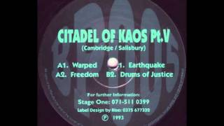 CITADEL OF KAOS - Earthquake