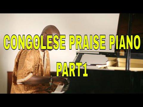 Part 1 Congolese Praise Piano tutorial - Yahweh Kumama ( Kwasa Kwasa)
