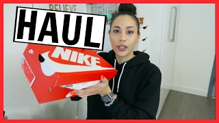 HAUL // Whole Foods, Target & Nike