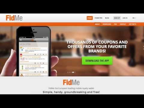 FidMe #1 Tutorial : Creation of a merchant's FidMe account