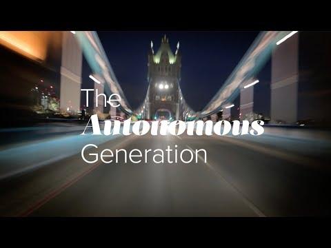 Play video: The Autonomous Generation