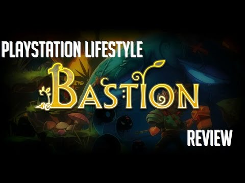 Bastion Review - PlayStation LifeStyle