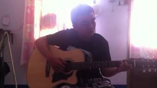 Big Big World - Guitar solo