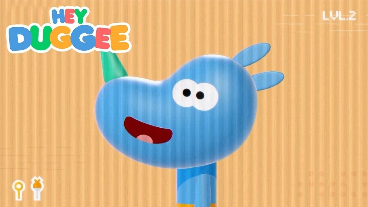 Download The Key Badge - Hey Duggee Series 2 - Hey Duggee