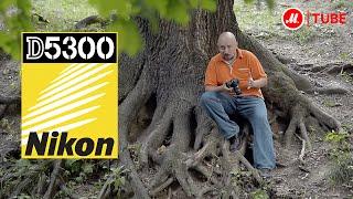 видеообзор зеркального фотоаппарата Nikon D5300