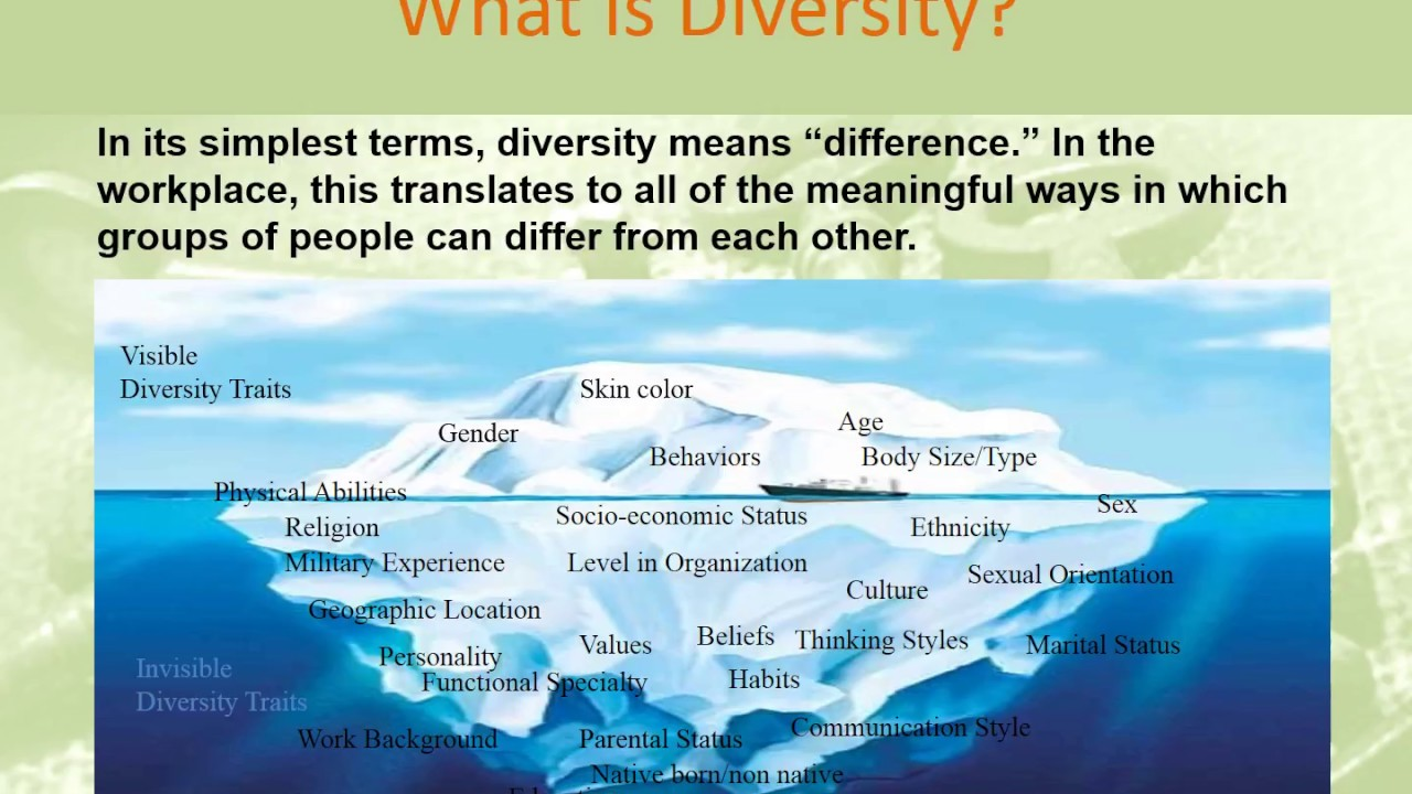APA Center for Organizational Excellence: Diversity and