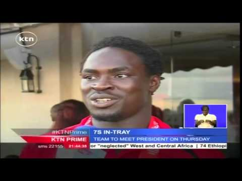Kenya 7s team now aim for Olympic medal in Rio