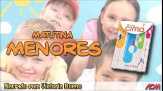 Matutina de Menores   Domingo 11 de Mayo del 2014