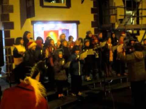 Gwyl y Baban - Ysgol y Dderi yn Llanbedr Pont Steffan