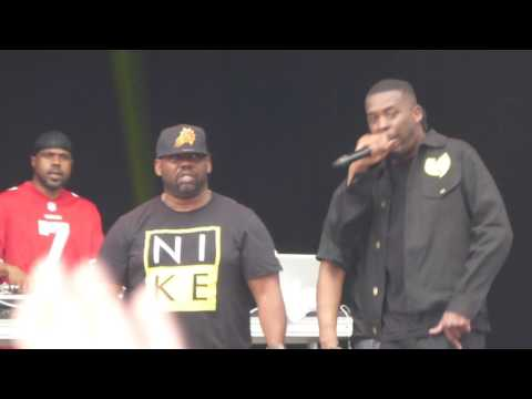 Wu-Tang Clan - (Live at Montebello Rockfest)