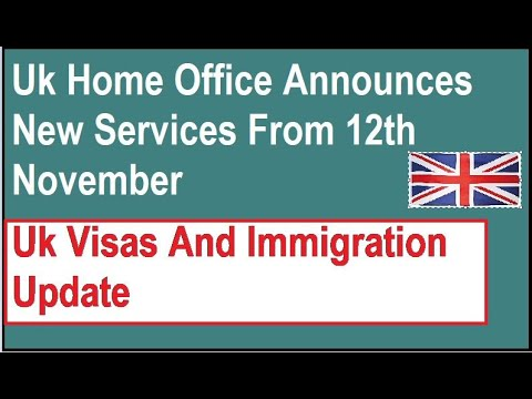 Uk Home Office Announces New Services For Visa Applicants | Uk Visas And Immigration | Vfs Global