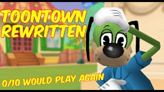 Toontown Rewritten - BEST GAME EVER (not)!