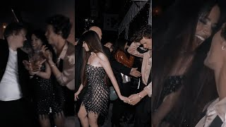 Shawn Mendes and Camila Cabello at the Grammys After Party