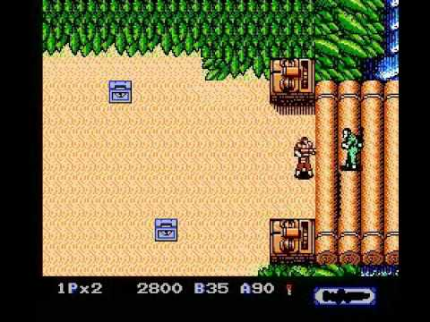 Heavy Barrel (NES) no death run in 19.48 (part 1/2)