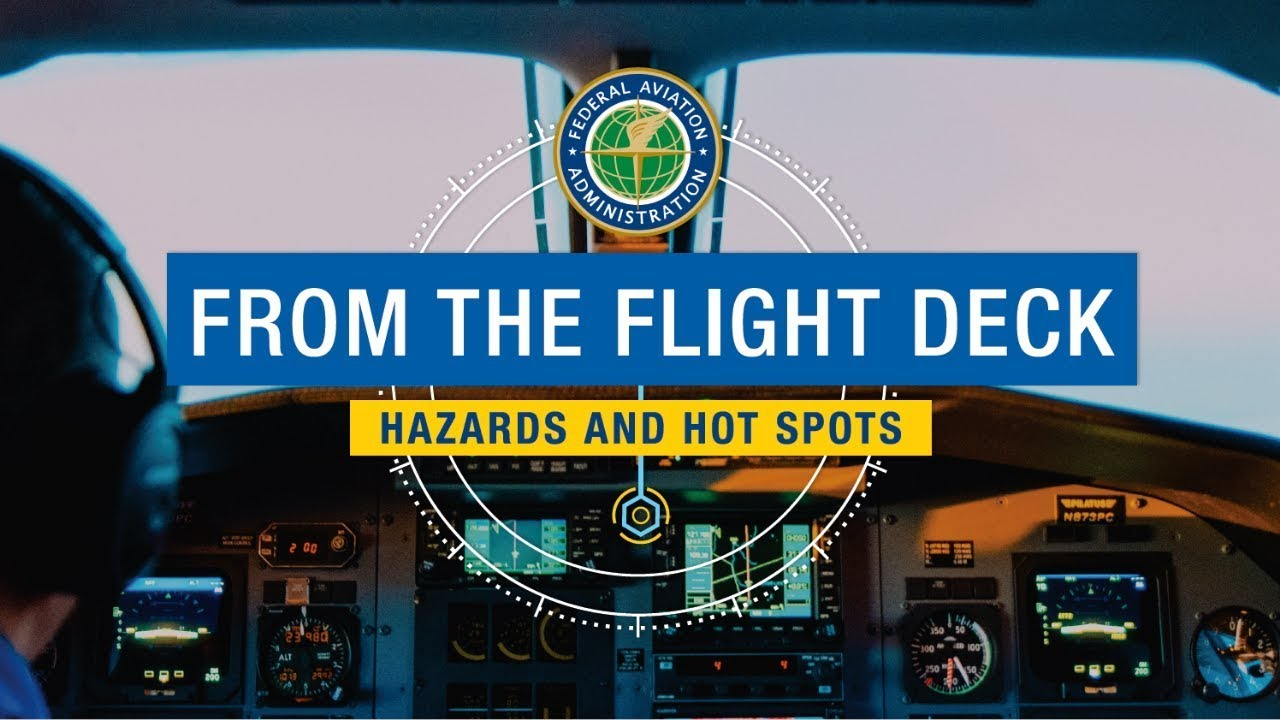 From The Flight Deck - Winter Weather Challenges