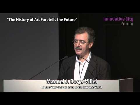 """The History of Art Foretells the Future"" - Innovative City Forum - Mori Art Museum Session 1"
