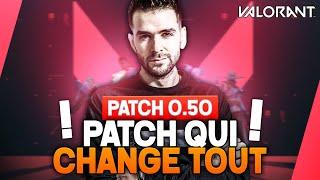 🔥RESUMÉ DU PATCH 0.5 QUI CHANGE TOUT : LE SHOOT & GROS NERF ! Les Bons et Mauvais Côtés Valorant !