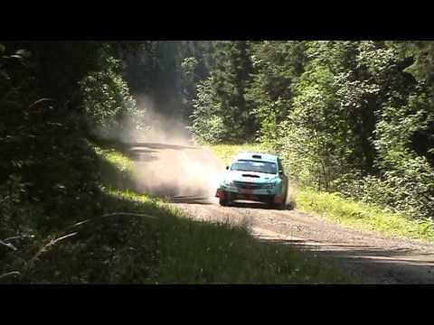 2013 NESTE OIL RALLY FINLAND: SS19 PAINAA I EK19 AWESOME ACTION, JUMPS EDIT
