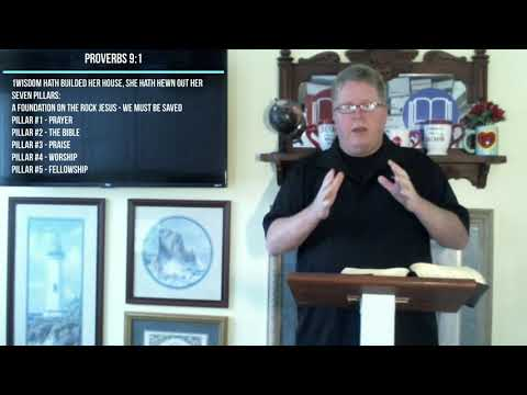 Messages - You & The Church - Lesson #8 -   Pillar #6 Service - Dr. Dave Burnette
