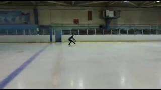 Аксель 2.5 или дупель. Обучение многооборотным прыжкам. A. Ryabinin