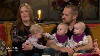 Tina och Mats förlorade två barn - sedan inträffade ett stort mirakel - Malou Efter tio (TV4) thumbnail