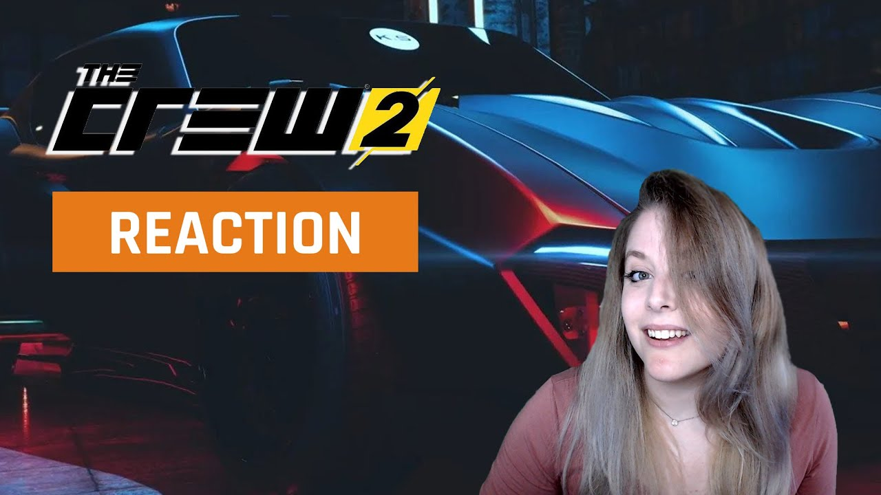 My reaction to The Crew 2: The Chase Season 1 Official Reveal Trailer | GAMEDAME REACTS