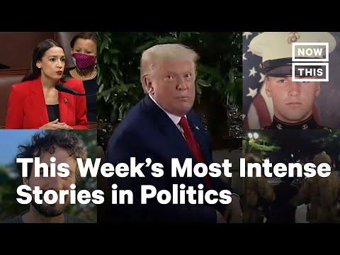 Top 5 Politics Stories, Week of: July 19-24, 2020   NowThis