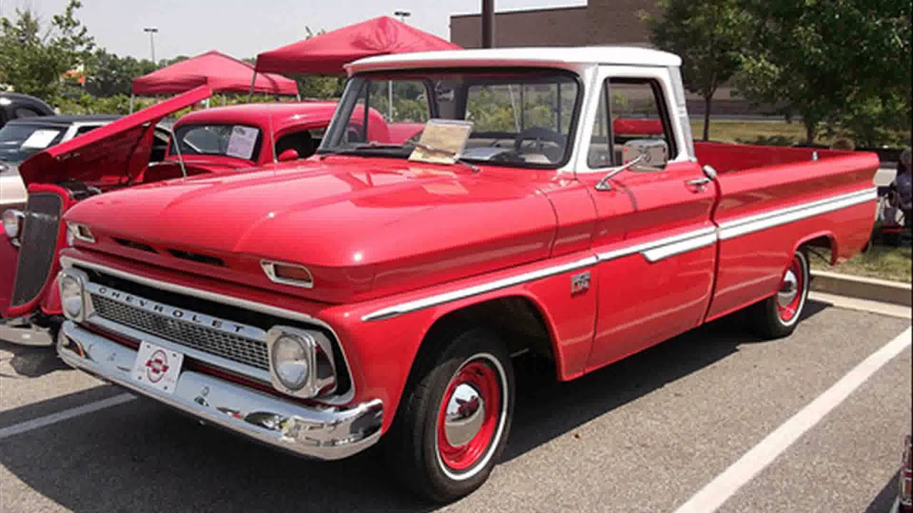 Chevy C10 Pickup For Sale 1966 chevy c10 truck - YouTube
