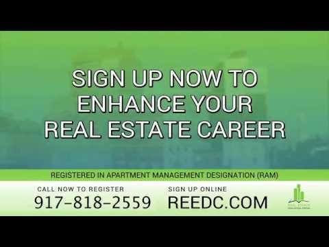 Registered in Apartment Management (RAM) New York City