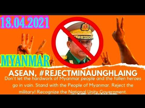 Myanmar Thusoh 18.04.2021