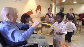Film Augenblicke   Demenz in der stationären Altenhilfe