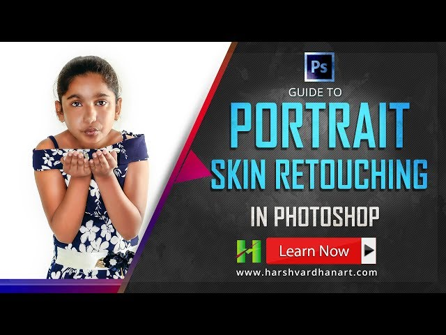 Portrait Retouching Tutorials