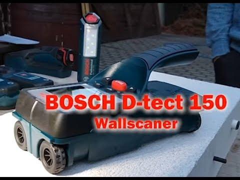Bosch DTEC150 Wallscanner