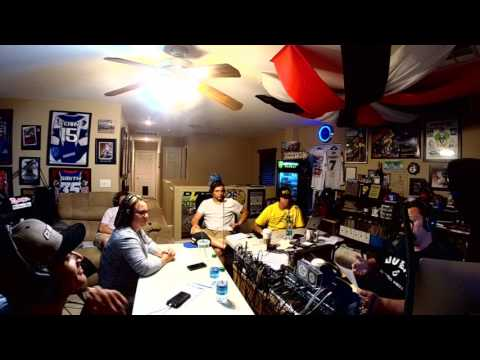 Pulpmx Show #296 with Osborne, Alex Ray, Clason, Denney and Eddie Ray in-Studio Part 3