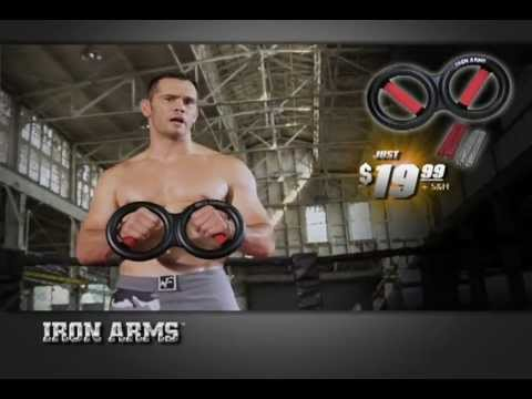 Rich Franklin's IRON ARMS By LoudmouthTV
