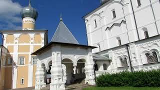 Варлаамо-Хутынский Спасо-Преображенский  монастырь 28.06.2020