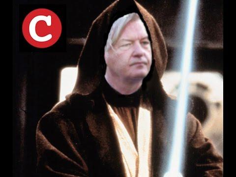 STAR WARS Jedi Ritter Jrgen Elssser erklrt das COMPACT Magazin