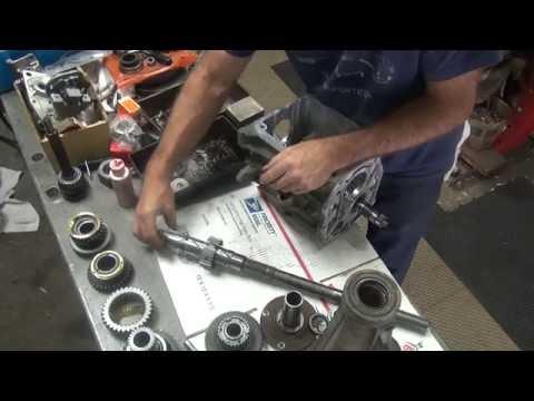 102 1982-95 Chevy T5 NWC Tremec transmission rebuild Borg Warner non