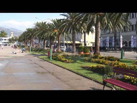 Tivat - Coastal city of Montenegro HD
