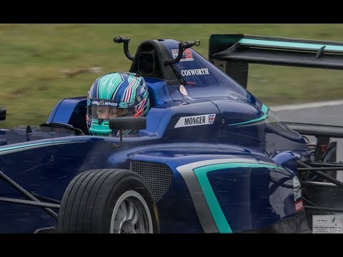 Testing at Oulton Park inc Billy Monger, Really nice to see him back on track.