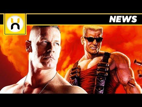 John Cena to Star in Duke Nukem Film from Michael Bay!